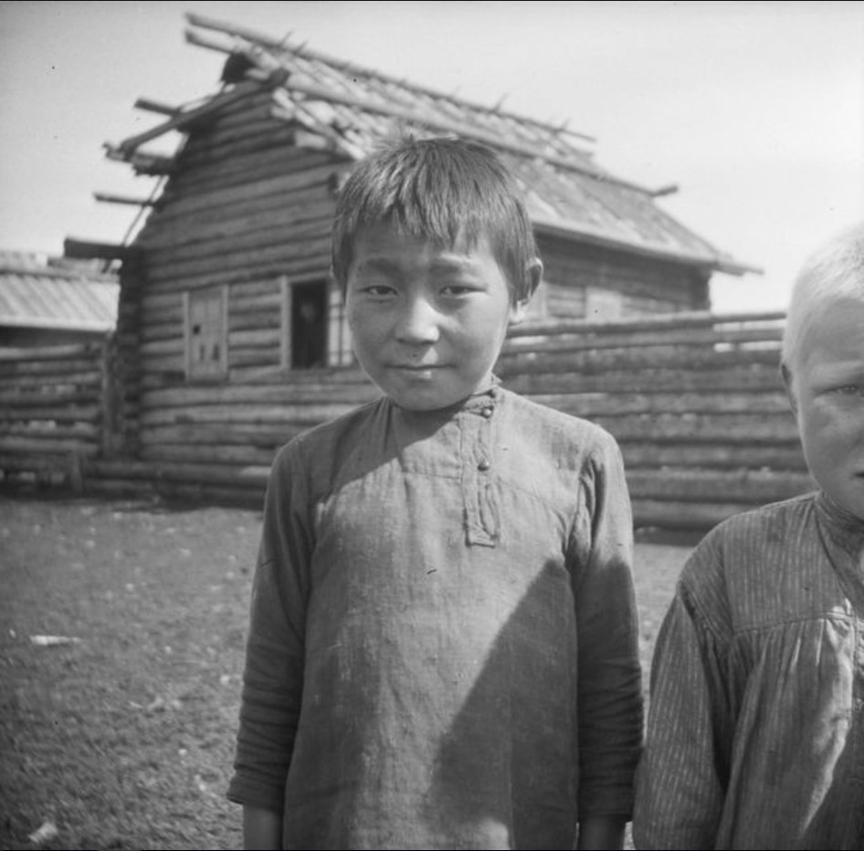 Старший сын шамана