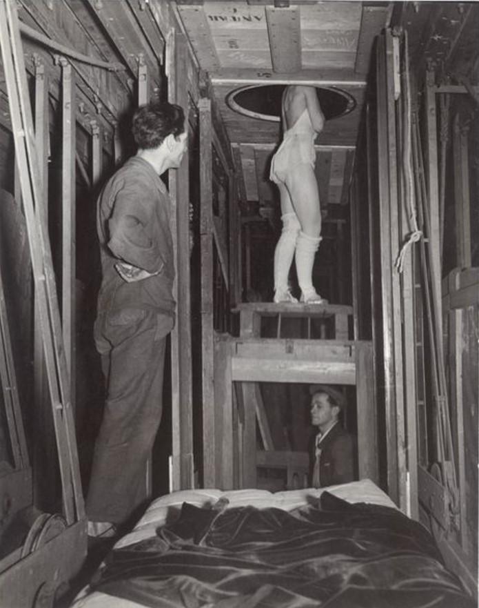 1947. Закулисье Оперы