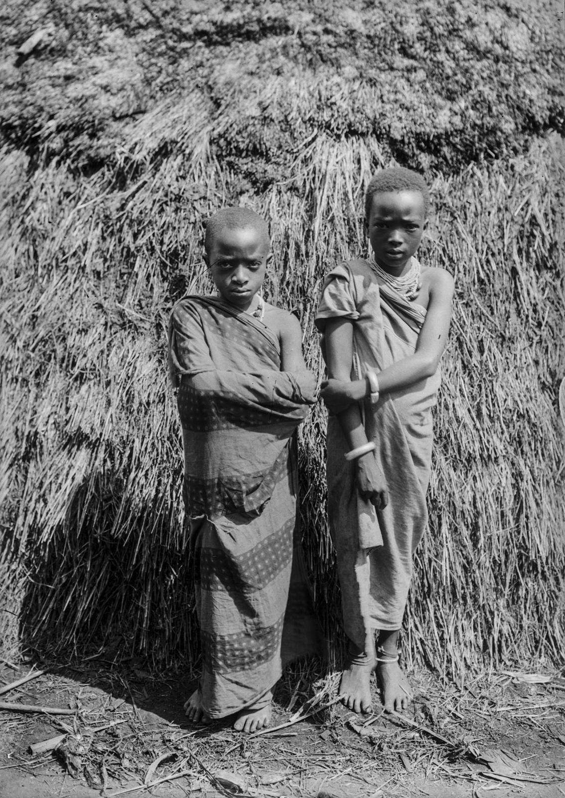 191. Два мальчика чагга