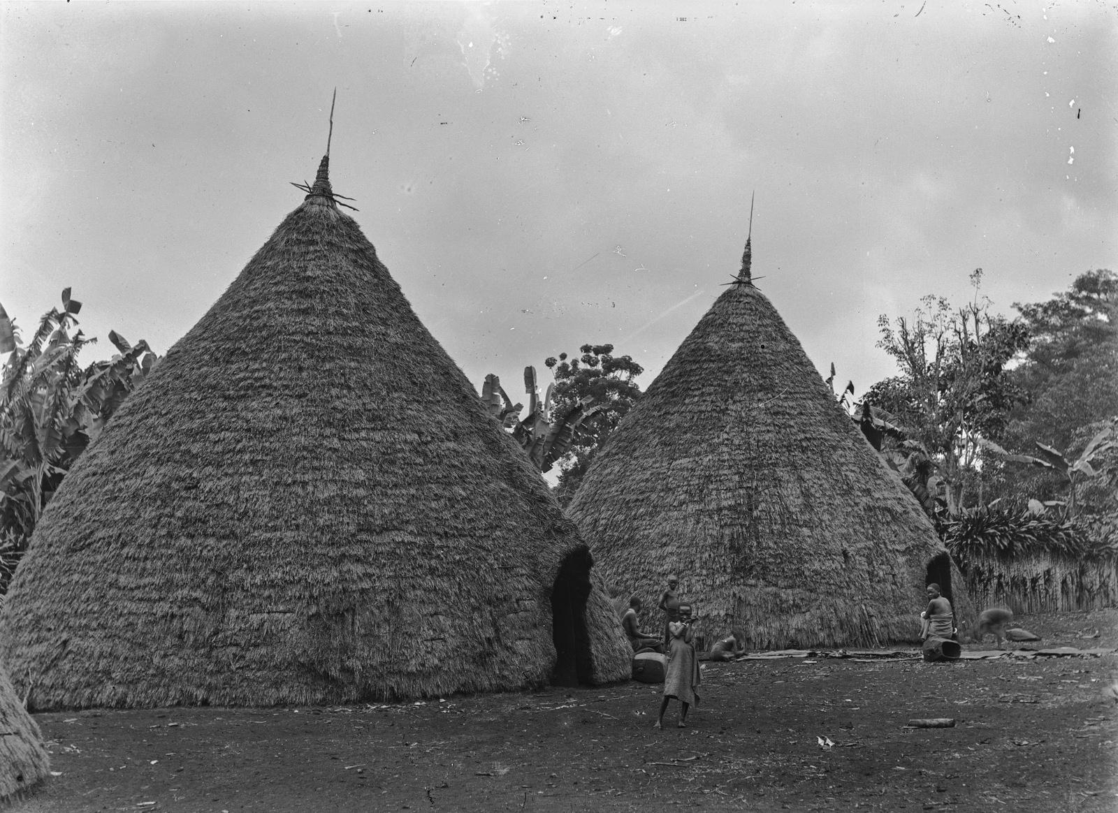 205. Вид поселения чагга