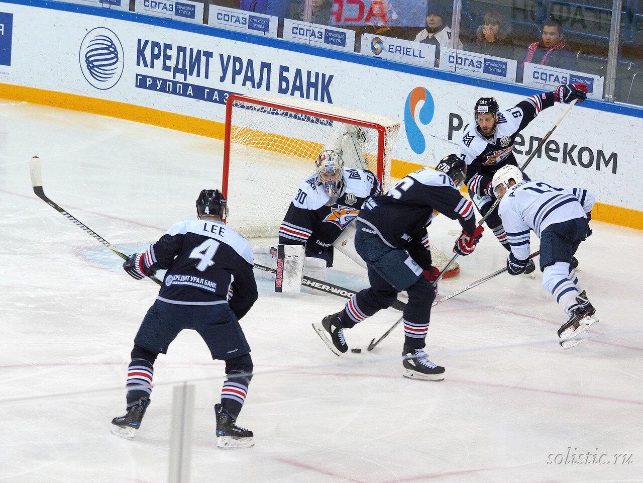 52 Металлург - Динамо 27.12.2017