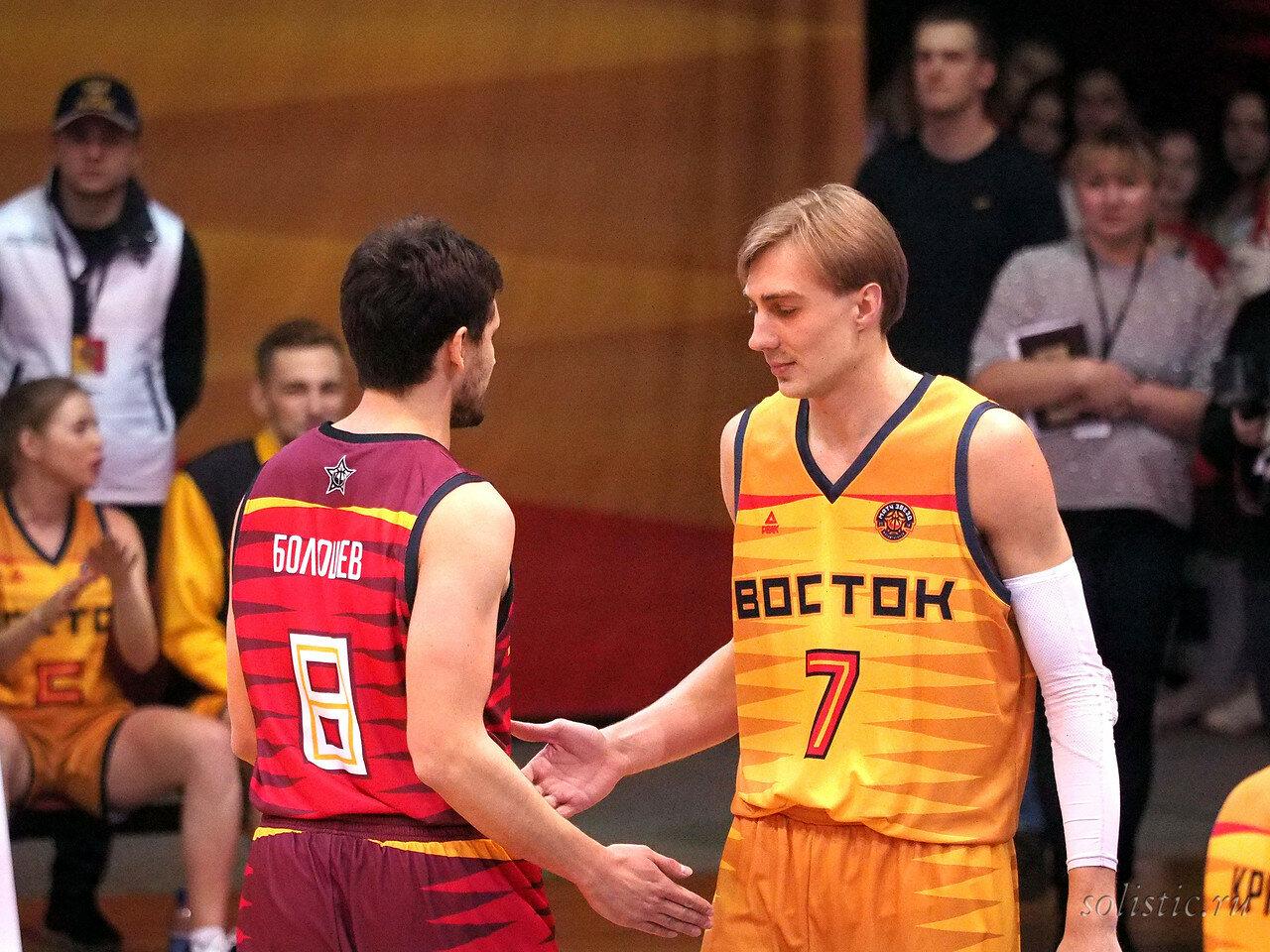 107 Матч звезд АСБ 2018 (ассоциации студенческого баскетбола)