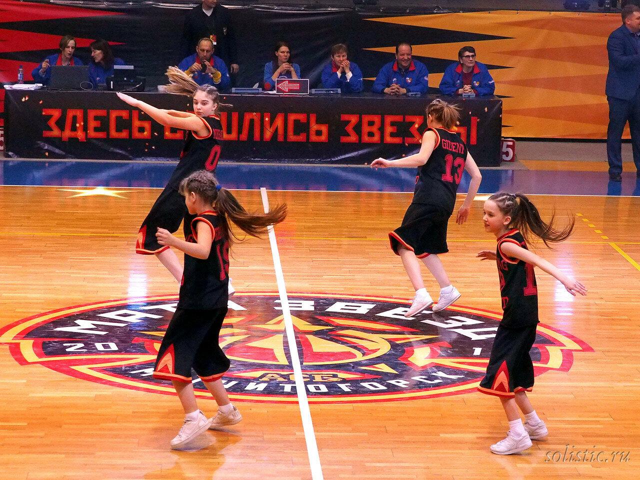 132 Матч звезд АСБ 2018 (ассоциации студенческого баскетбола)