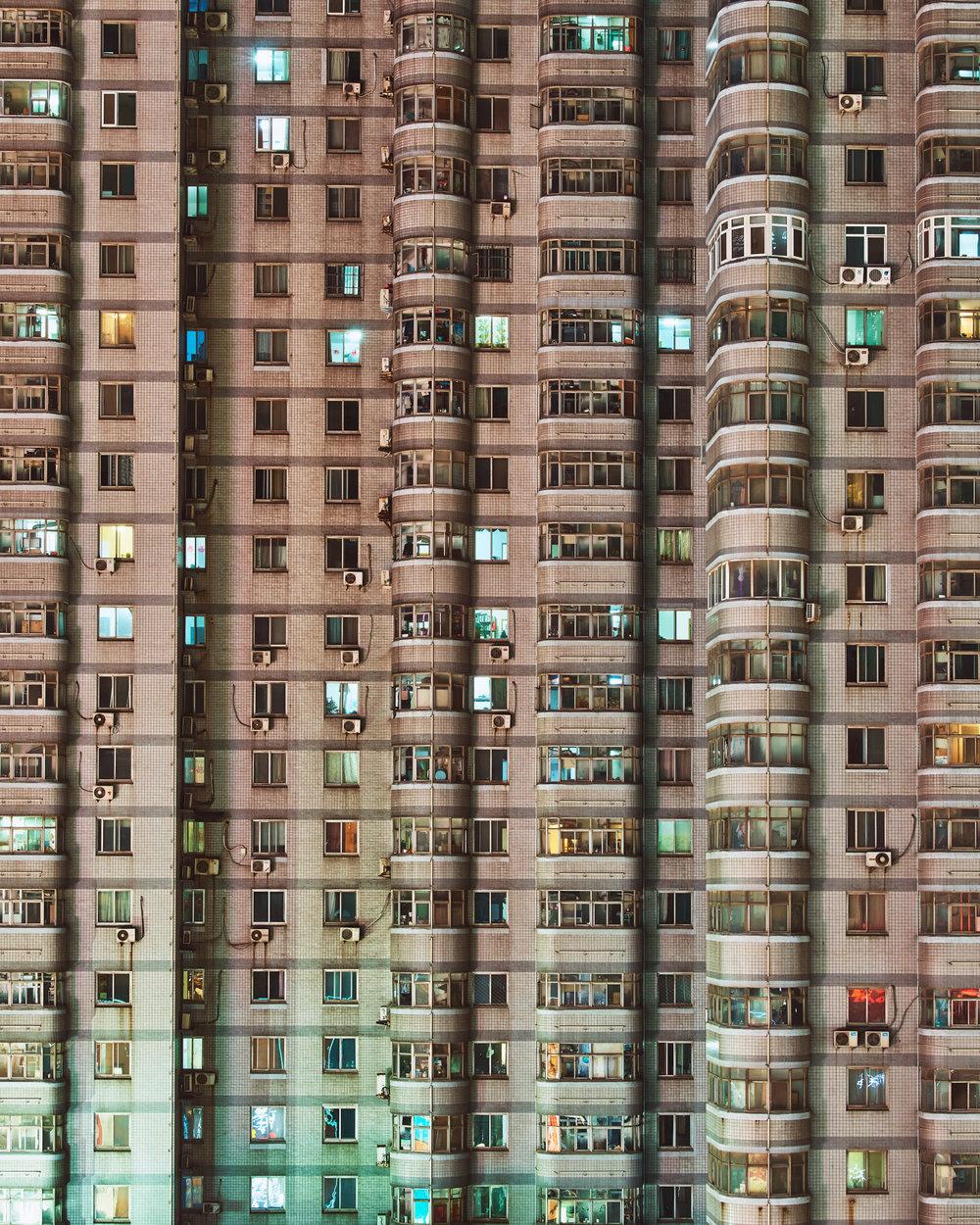 Головокружительные городские пейзажи Христианина Делфино