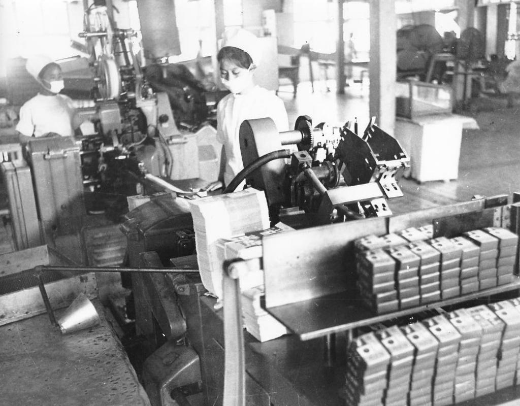 Промышленность Северной Кореи в 1972-м году