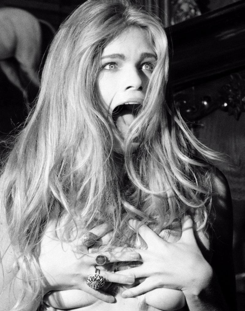 Valerie Van Der Graaf by James White