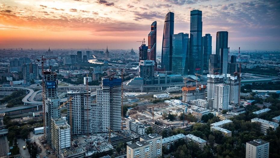 ЦБсобирается купить уВТБ небоскреб в«Москва-сити»