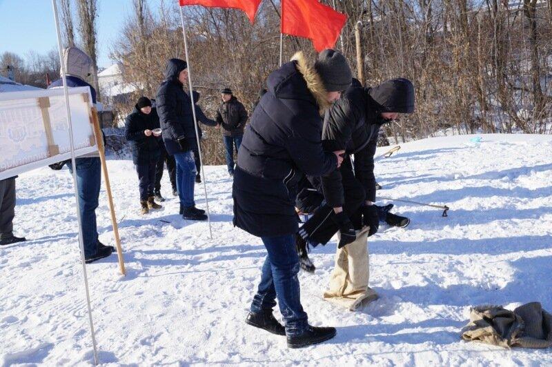 Фоторепортаж Кубок главы