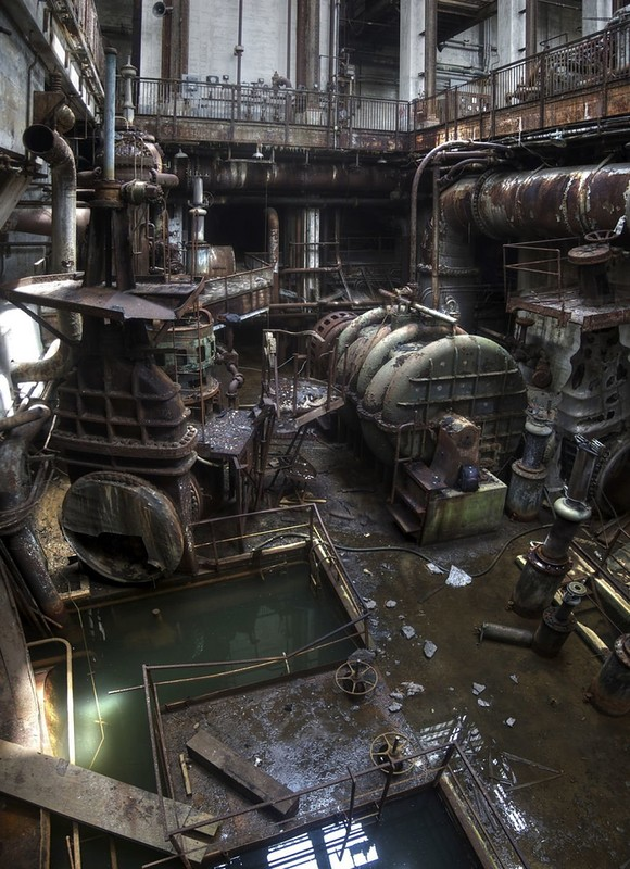 0 181ab8 34783b96 orig - Заброшенные заводы ПотрясАющи