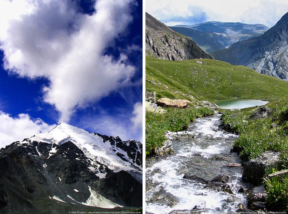 Аккем и Белуха — место очень популярное среди последователей учения Рериха. Николай Рерих счи