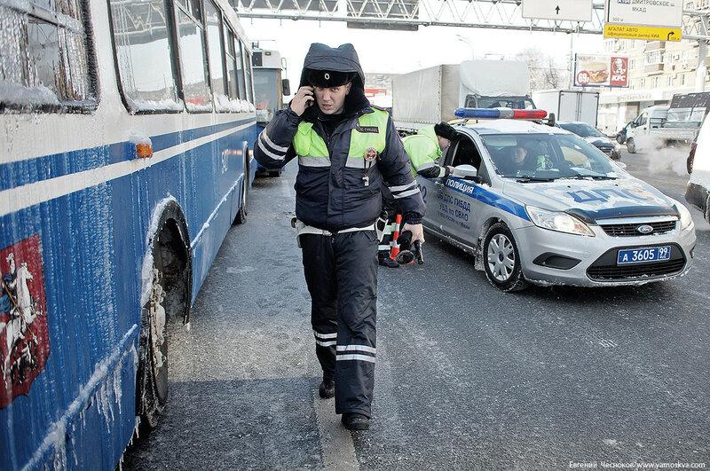 Дорожный патруль. Сущёвский вал. 06.02.18.11..jpg
