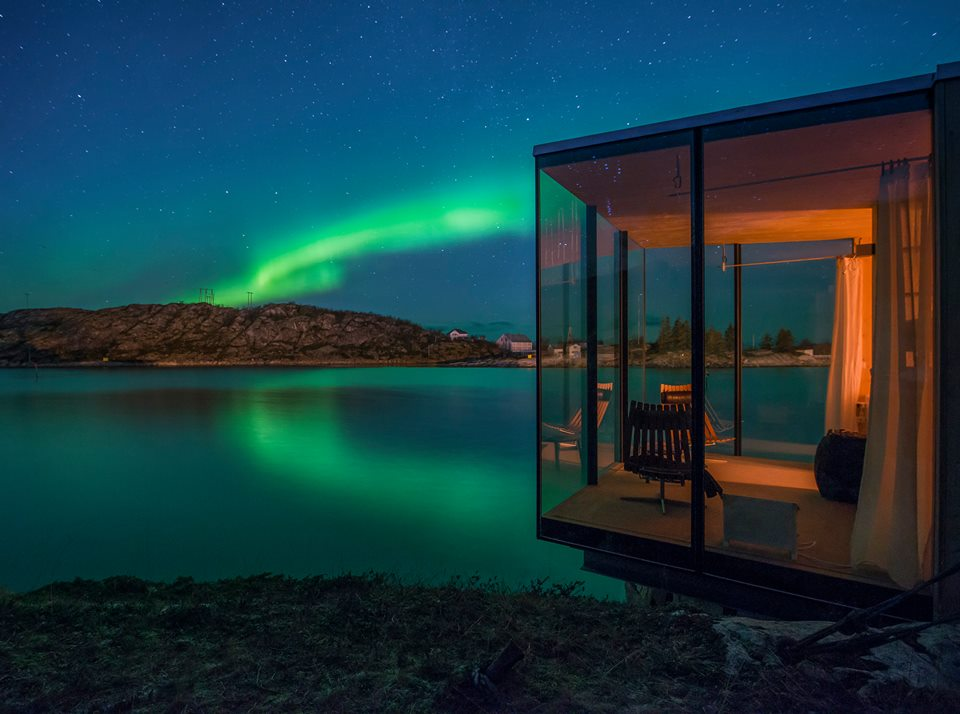 Paradisiac Resort in Norway (10 pics)