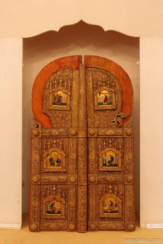 Царские врата, Художественный музей, Череповец