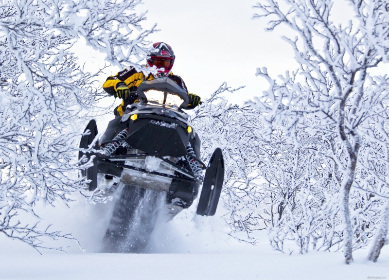 Рекомендации по обкатке снегохода