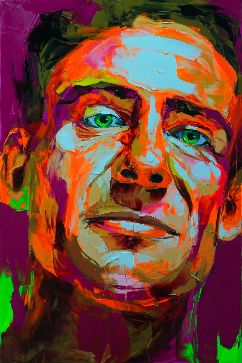 Colour Portraits - Francoise Nielly
