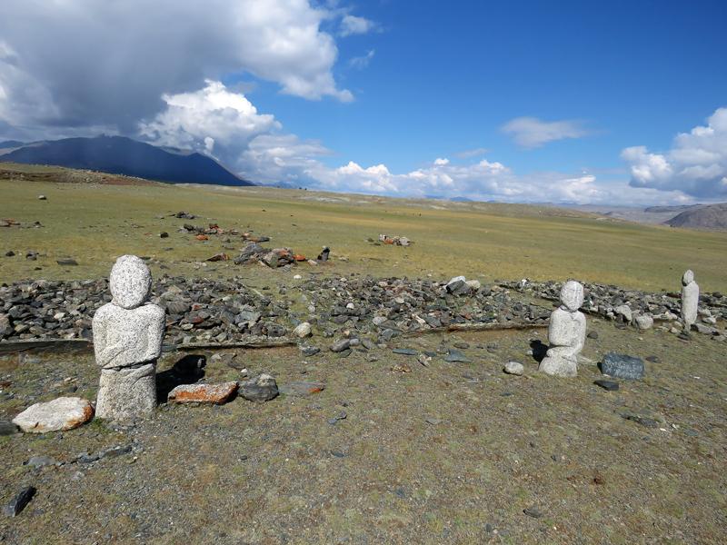 Таван-Богд. Часть 2: Кобдинские озёра, или затерянный Эргенекон