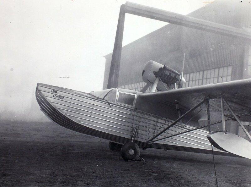 Piper Cub Clipper