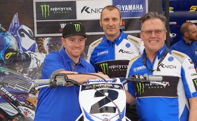 Райан Виллопото стал послом Yamaha в AMA Motocross/Supercross