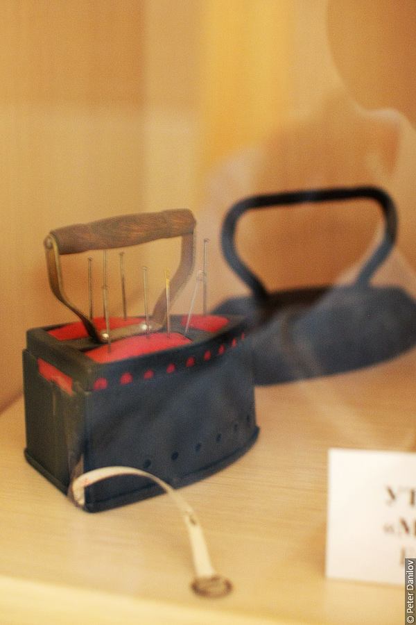 В Новгород, часть 4: музей утюга