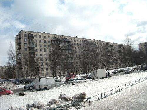ул. Руднева 21к1