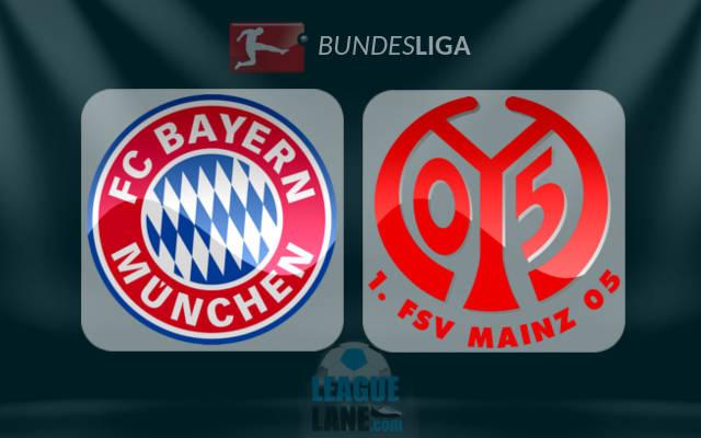 Бавария - Майнц (16.09.2017) | Немецкая Бундеслига 2017/18 | 4-й тур