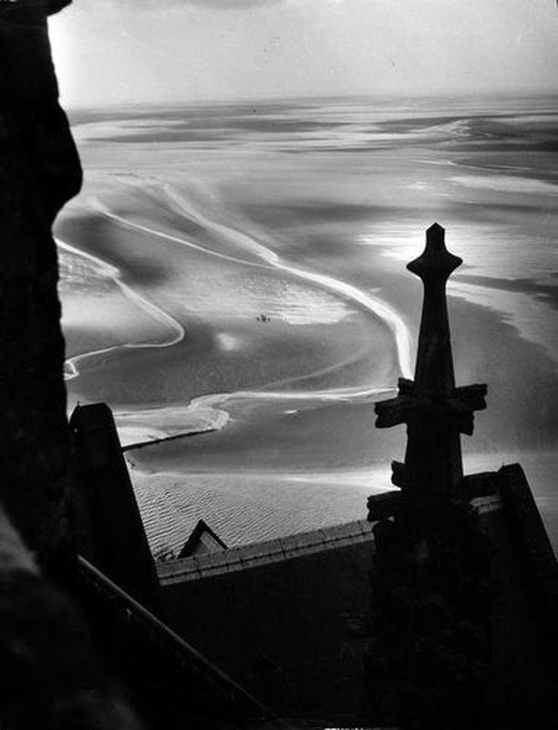1946. Мон-Сен-Мишель