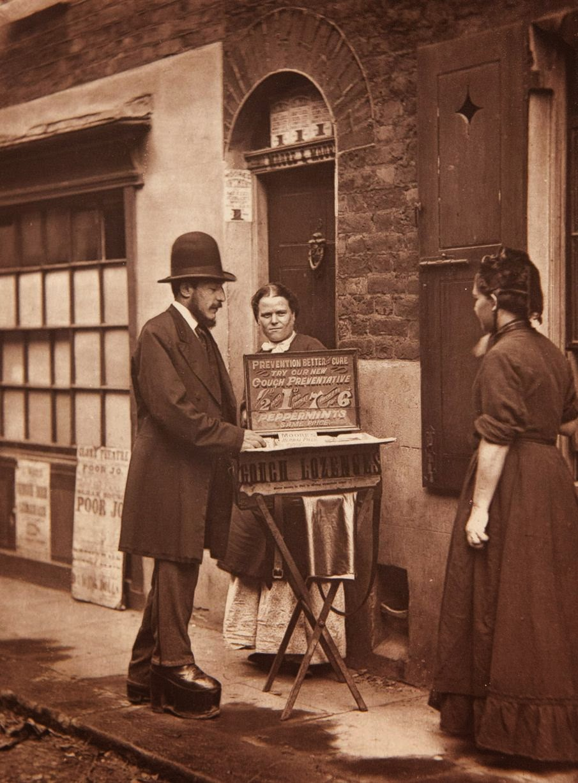 1877. Уличный врач