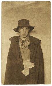 1910. Маяковский  — ученик Училища живописи ваяния и зодчества