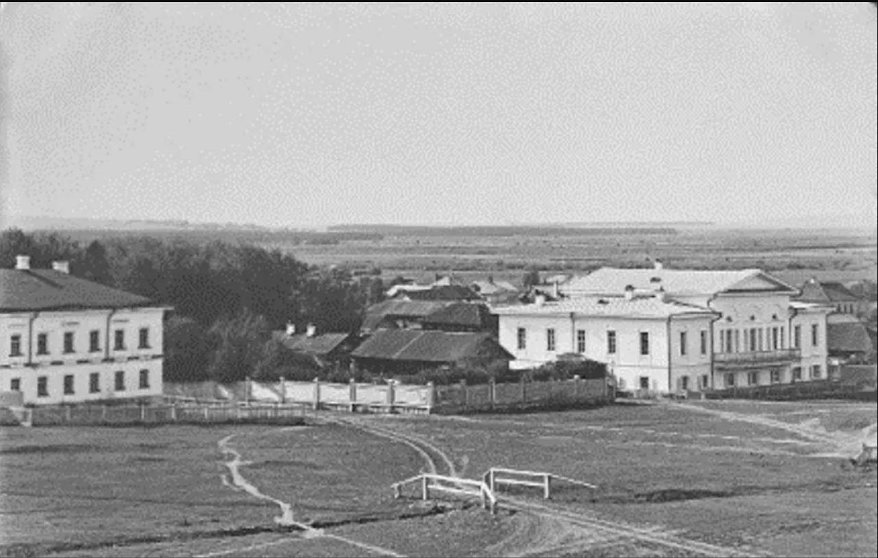 Дом управителя имением Строгановых