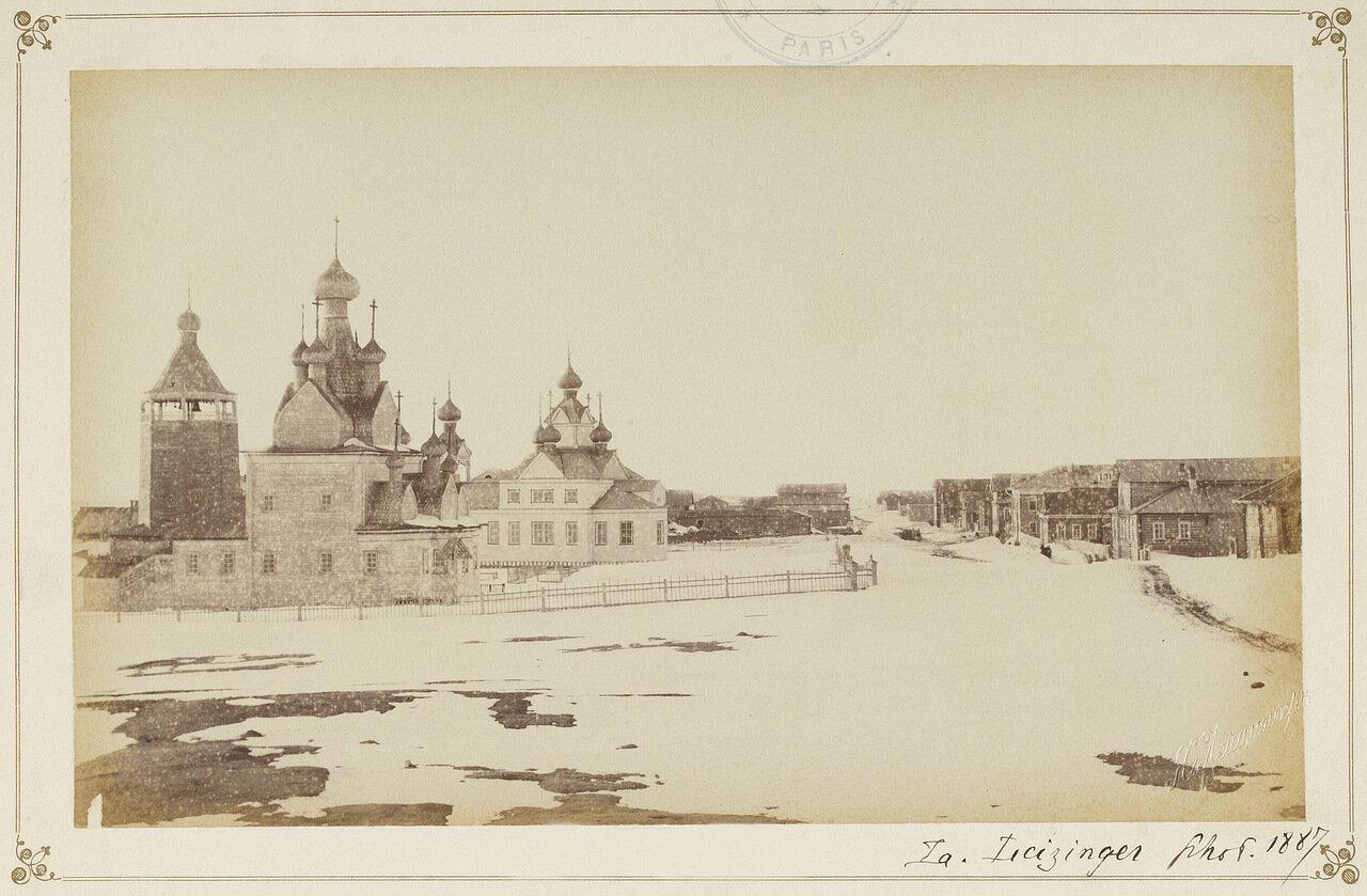Церковь Рождества пресвятой Богородицы. 1887