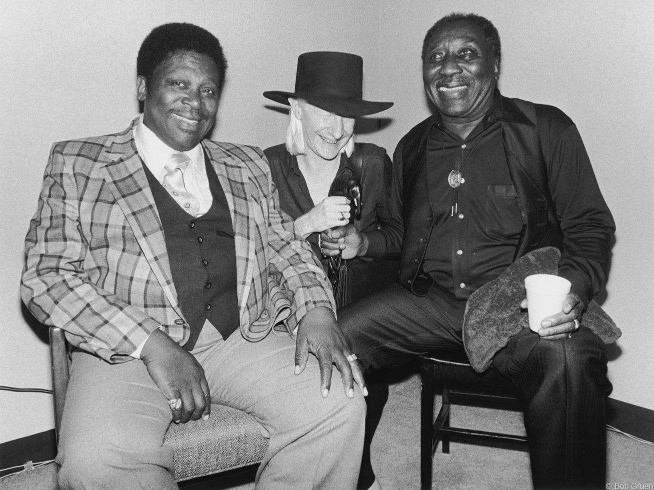 1979. Би Би Кинг, Джонни Винтер & Мадди Уотерс