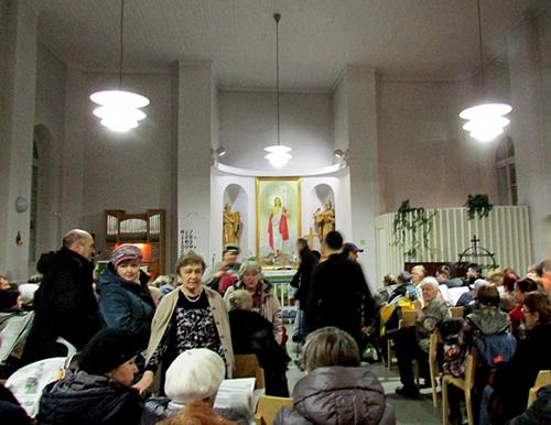 Фестиваль органной музыки в Гатчине