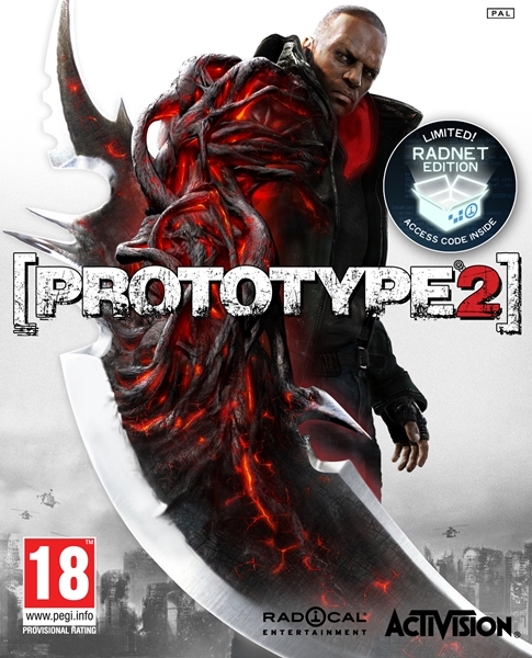 Prototype 2: Radnet Edition (2012/RUS/RePack by xatab)