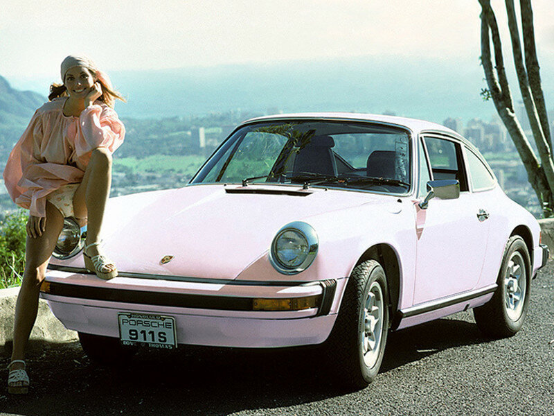 Porsche 911 S 'Playmate Pink' Coupe (911) '1974.jpg