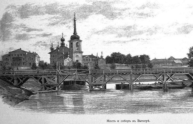 1887с Лейцингер 1892 Вытегра Воскресенский собор Рис. из журнала Всемирная Иллюстрация.jpg