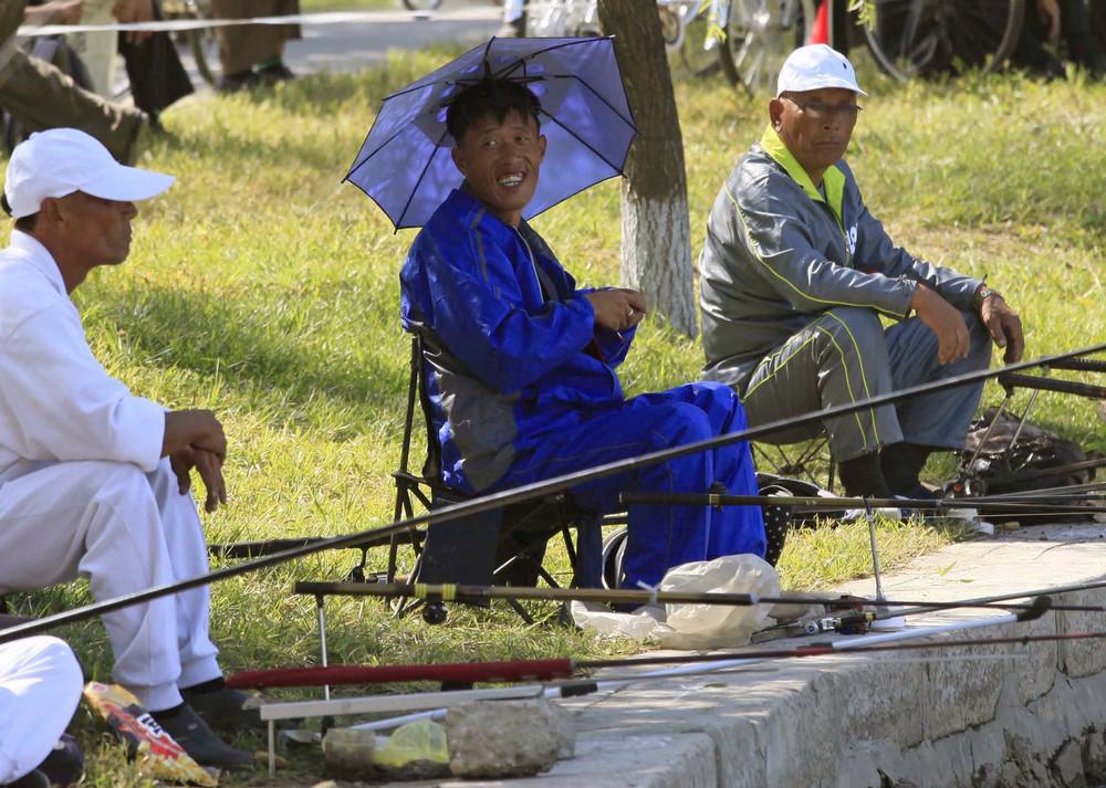 Интересные кадры из Северной Кореи