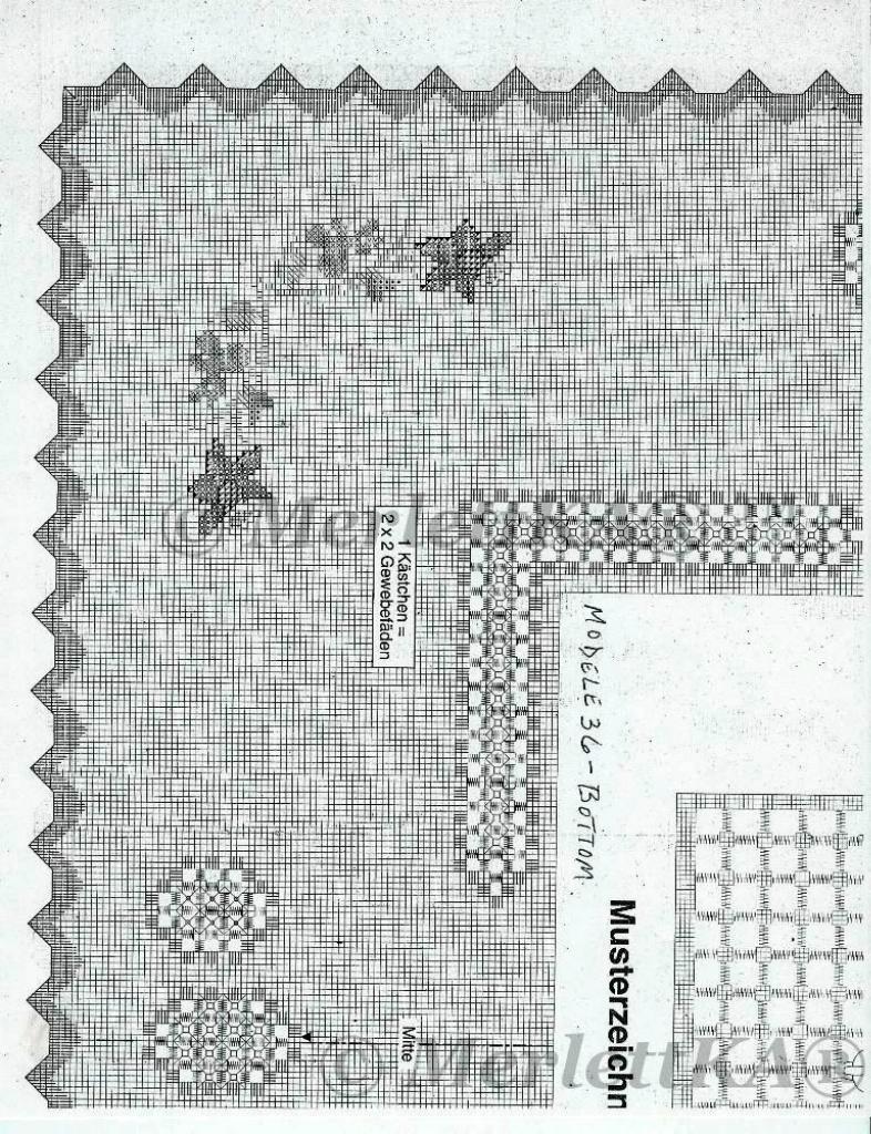 Схемы строчевой вышивки 18