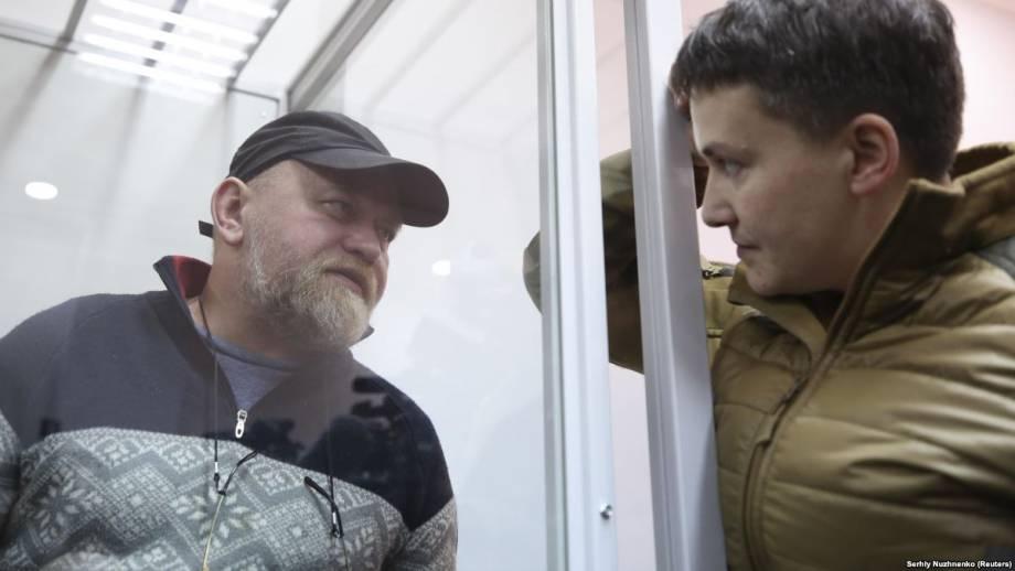 Суд оставил Рубана под стражей несмотря на усилия Савченко