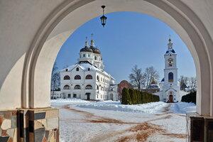 Николо-Сольбенский монастырь