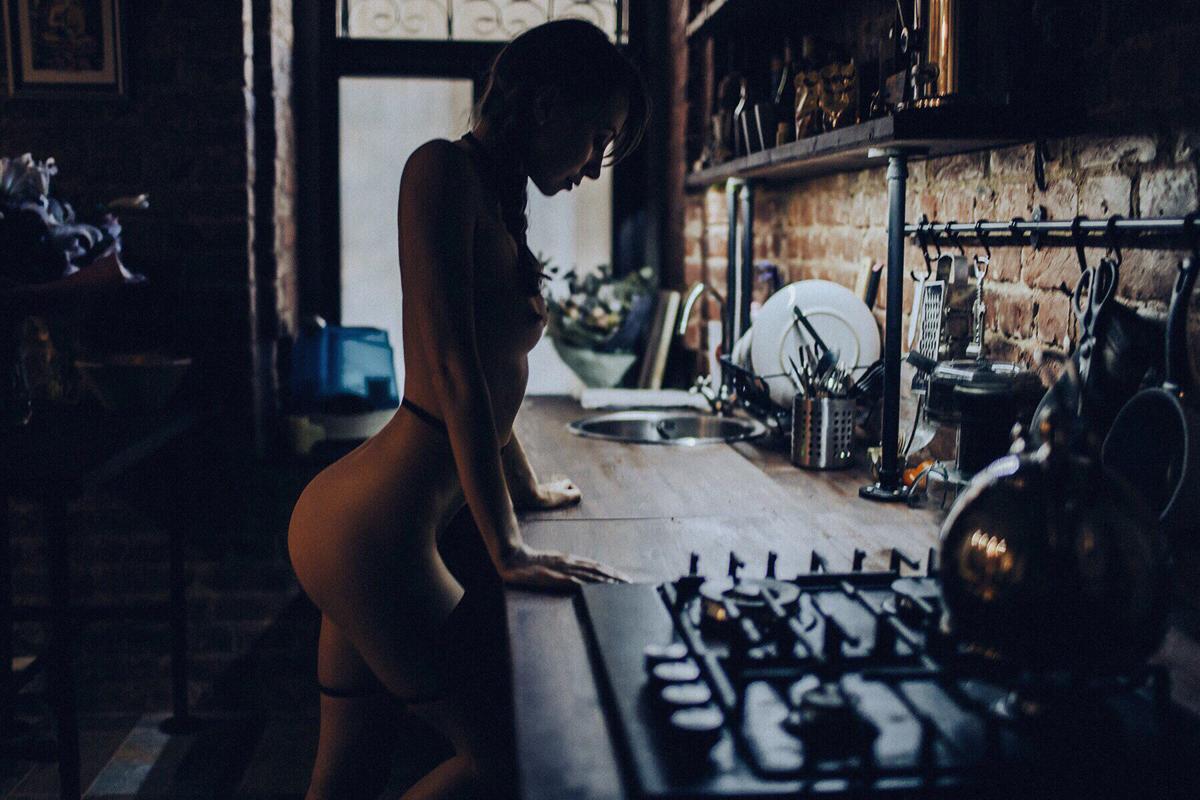 Анна Орлова для INSOMNIA Magazine / фото Александра Бодрова