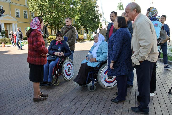 Путин обсудит синвалидами иНКО программы поддержки людей сограниченными возможностями