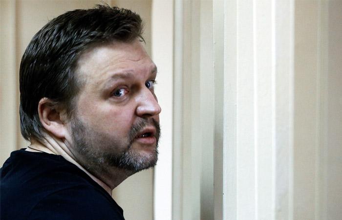 Генпрокуратура просит продлить арест экс-губернатора Белых