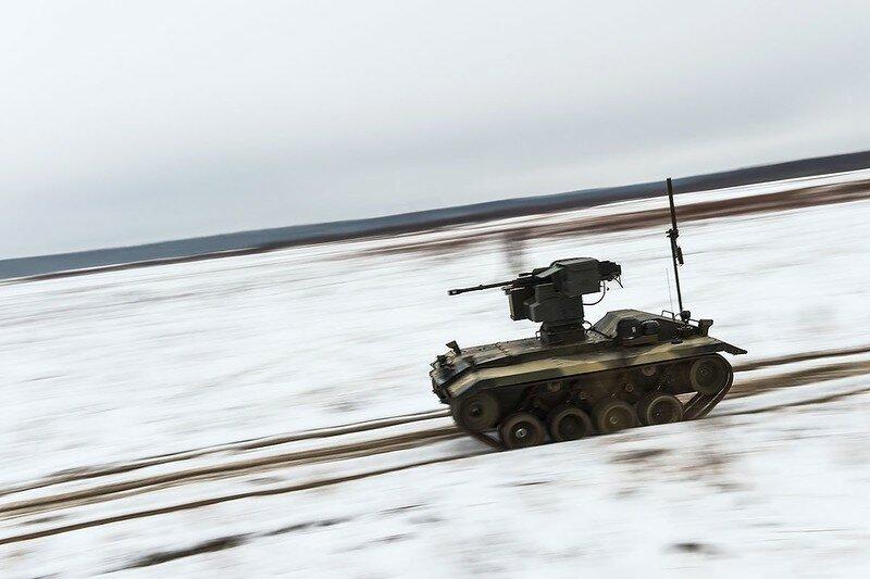 0 17f82a 54335157 XL - Нерехта - боевой робот Красной Армии