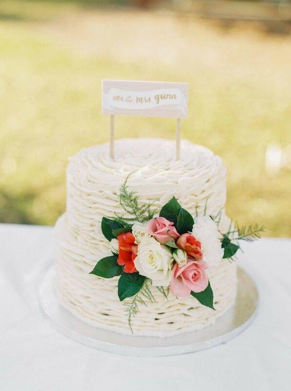 0 1782e2 afb0fb60 XL - Каким будет ваш свадебный торт в 2018 году