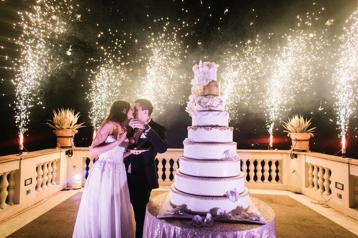 0 178321 df076a1f XL - Аппетитные свадебные торты сезона 2017