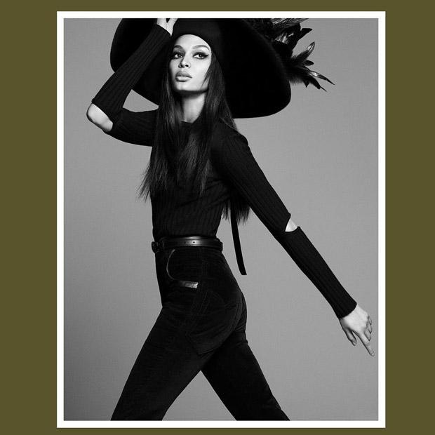 Супермодели в Vogue Japan