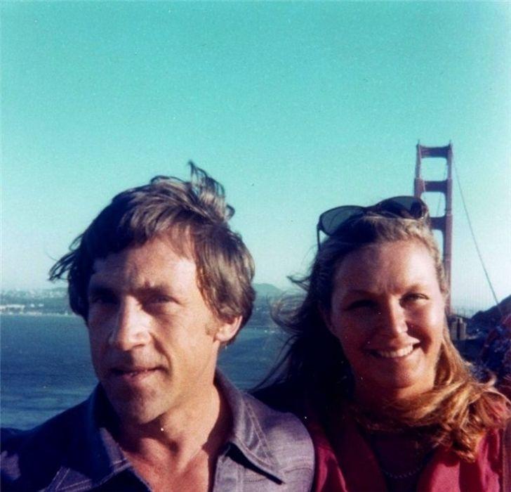 12. Владимир Высоцкий и Марина Влади в Сан-Франциско, 1976 год (фото из личного архива Марины Влади)
