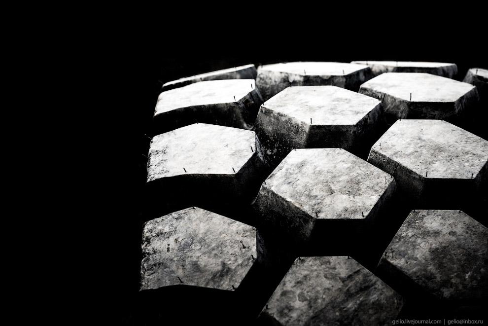 10. В сравнении со своими предшественниками, новая шина имеет гораздо больше стальных нитей в каркас