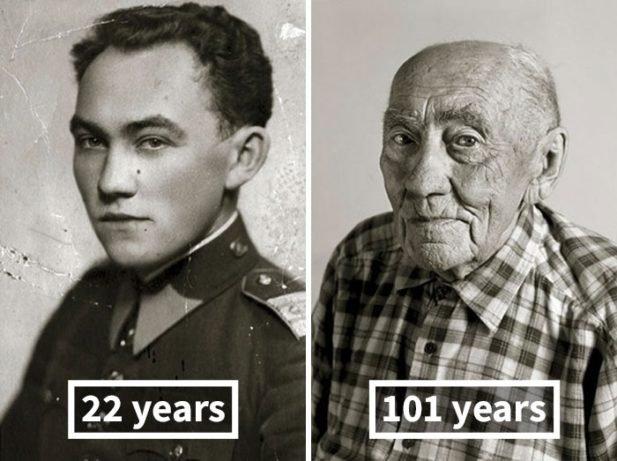 Бедриска Кохлерова, 26 лет и 103 года
