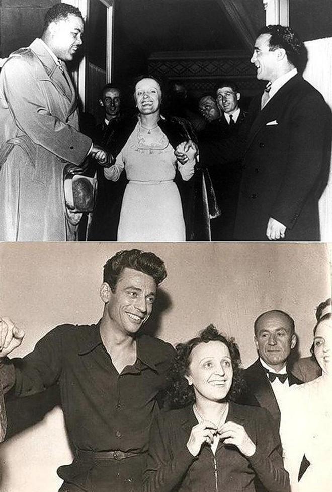 13. Послевоенное время стало для Эдит временем особого успеха. Ее творчеством восхищались предместья